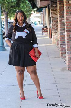 Trendy Kurvige   Plus Size Fashion & Style Blog http://www.contactbbw.com/?siteid=1713457