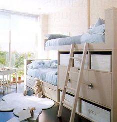 Dormitorios Infantiles / Kid's Rooms | desde my ventana | blog de decoración |