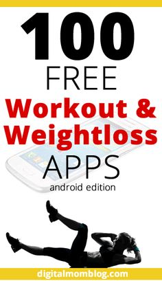 Get our workout on and start losing weight with a FREE app!  I don't know about you, but I feel like every time I really get focused on the weight loss and wo