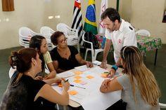 Design Thinking, Regional, Fields, School, Activities