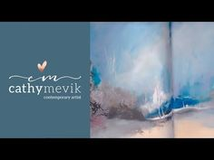 Art journal tutorial - Abstract landscape with acrylics Art Journal Tutorial, Abstract Landscape, Acrylics, The Creator, Contemporary, Videos, Artist, Youtube, Painting