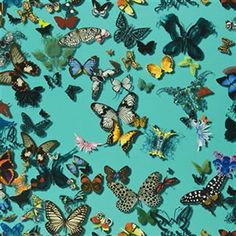 """Designers Guild """"Butterfly Parade"""""""