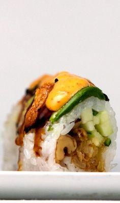sushi - complete fav