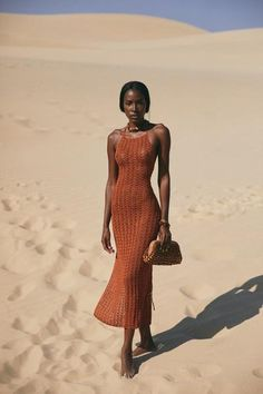 Mode Outfits, Fashion Outfits, Black Girl Aesthetic, Looks Chic, Mode Inspiration, Mode Style, Look Fashion, Knit Dress, Crochet Dresses