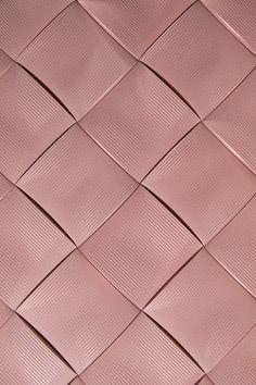 Weave Concrete Tiles by Note Design Studio for KAZA Concrete - Design Milk Note Design Studio, Notes Design, Concrete Tiles, Concrete Design, Rose Gold Aesthetic, Web Design, Interior Design Software, Fractal, Cellphone Wallpaper