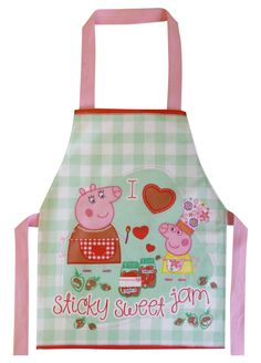 Sticky Apron by Shreds