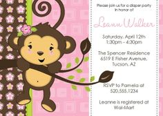 Printable Girl/Boy Baby Shower Invitations by PamelasDigitalPrints, $10.00