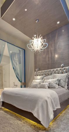 60 Classic Master Bedrooms 🛏 More Glam Bedroom And