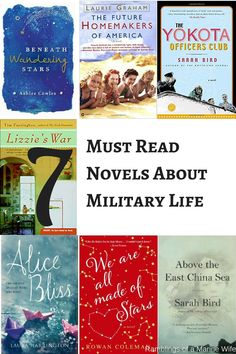 There are so many books out there for military spouses, everything from basic military life 101 to dealing with your veteran spouse's PTSD. All of these are non-fiction and while great for the information they provide, I rarely run across fiction books about military life. Ok, wait. I am always finding romances on Amazon where …