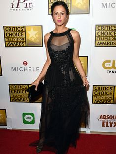 Annet Mahendru at the 2014 Critics' Choice Television Awards #2014 #CriticsChoice