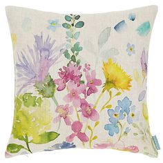 Buy bluebellgray Camilla Cushion, Multi Online at johnlewis.com