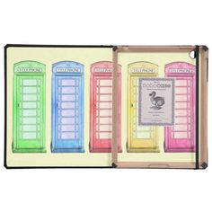 =>>Cheap          colorful phone booths case iPad case           colorful phone booths case iPad case We have the best promotion for you and if you are interested in the related item or need more information reviews from the x customer who are own of them before please follow the link to see f...Cleck Hot Deals >>> http://www.zazzle.com/colorful_phone_booths_case_ipad_case-256751744649104641?rf=238627982471231924&zbar=1&tc=terrest