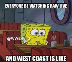 West coast be like