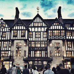 #Shopping #LIBERTYLONDON - Thanks to @xeunghyeon! #myliberty