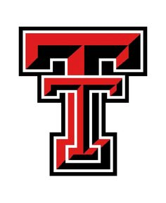 "Stockdale Texas Tech Red Raiders Moveable 12"" x 12"" DecalTexas TechMore Great Ideas! More Pins Like This At FOSTERGINGER @ Pinterest"