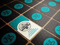 JHP Business Cards | Business Cards | The Design Inspiration