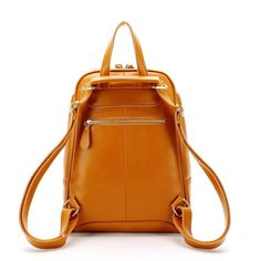 Ladies Elegant Design Calfskin Backpacks/Sling Bags With Printing Pressing|Style:Japan and Korean Style Usage:Casual Material:Calfskin Color:As Default Size:L*W*H: 27*11*35 (cm)