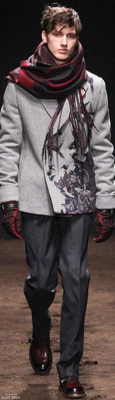 Salvatore Ferragamo fashion show & more details