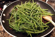 Bacon Jammin' Green Beans | Ruled Me