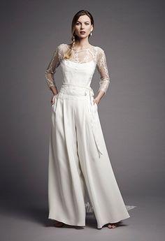 Une belle robe blanche, une longue traîne, un bustier scintillant, des froufrous partout... Très peu pour vous, vous qui adorez être libre de vos mouvement