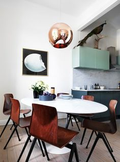 Kitchen - dining space