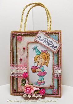 ♥ kleines Geschenktütchen ♥