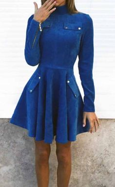 #fashion #trends / pretty cute party dress. I need one!