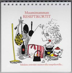 Muumimamman reseptikortit 9,50€ Snoopy, Comics, Happy, Fictional Characters, Art, Art Background, Kunst, Comic Book, Ser Feliz