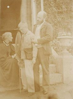 JS, Adrian, and Henry James at Talland House