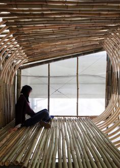 Bamboo Micro Housing Proposal / AFFECT-T