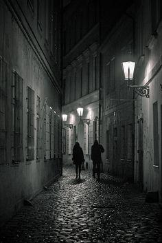 One night in Praha