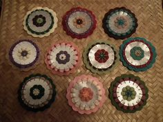 Reflectors by Mokkakissa Hobbies And Crafts, Arts And Crafts, Felt Crafts, Reflection, Make It Yourself, How To Make, Workshop, Handmade, Brooch