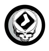 Chicago White Sox Grateful Dead Diamond Logo