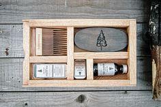 BEARD KIT: Big Beard Box Kit (Premium Beard Oil, Moustache Wax, Original Lip Balm, Boars Hair Beard Brush, Wood Beard Comb) - Made in Canada by LONEWOODS on Etsy https://www.etsy.com/ca/listing/248268481/beard-kit-big-beard-box-kit-premium