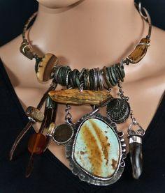 Amazing jewelry !Cerrillos Turquoise - ID: 15060911 © Allison Bellows