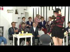 130921 섹시 댄스, 에일리 with 박형식+케빈 @ 불후의 명곡2. Cut by일리아드