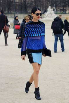 our expert tips on how to wear sheer the right way