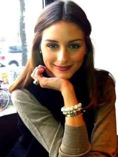Olivia Palermo. Very pretty.