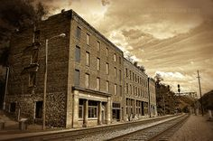 thurmond west virginia | Thurmond, West Virginia, a near ghost town, were it not for the seven ...