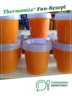 Kartoffel-Karotten Brei, ab dem 4. Monat von Ela-Vanilla. Ein Thermomix ® Rezept aus der Kategorie Baby-Beikost/Breie auf www.rezeptwelt.de, der Thermomix ® Community.