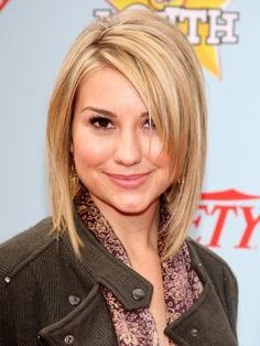 Mid Length Hairstyles Chelsea Kanestaug Layered Medium Length Img