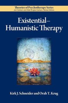 Existential-humanistic therapy - Psychotherapists Schneider and Krug discuss how the existential integrative (EI) model drawing on existential and humanistic theoretical approaches to therapy helps people reclaim their lives. With an example of the existential encounter from a classic case of Rollo May's, they discuss its emphasis on freedom within limitations in the present moment, work with specific problems and client populations, and research support.