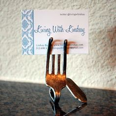 New Uses for Old Silverware | Through the Front Door