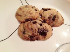 the Crohny Kitchen: To-Die-For Paleo Chocolate Chip Cookies