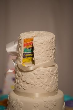 "Our colorful hockey themed ""DIY"" wedding recaps! Pic Heavy** - Weddingbee"