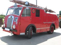 Old Trucks, Fire Trucks, Automobile, Rescue Vehicles, Weird Cars, Fire Apparatus, Emergency Vehicles, Commercial Vehicle, Fire Engine