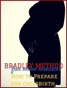 Bradley Method Free Online Resources at ALLterNATIVElearning.com