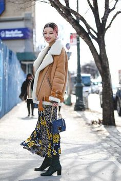 The Best Street Style from New York Fashion Week AW16 | Irene Kim