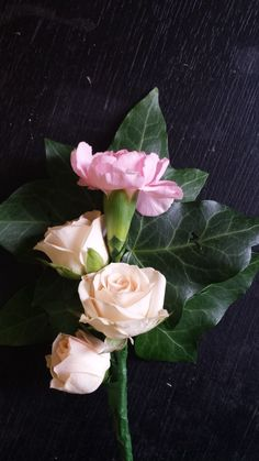 Wired Corsage