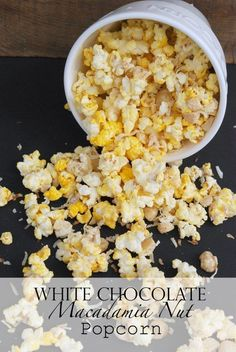 White Chocolate Maca...